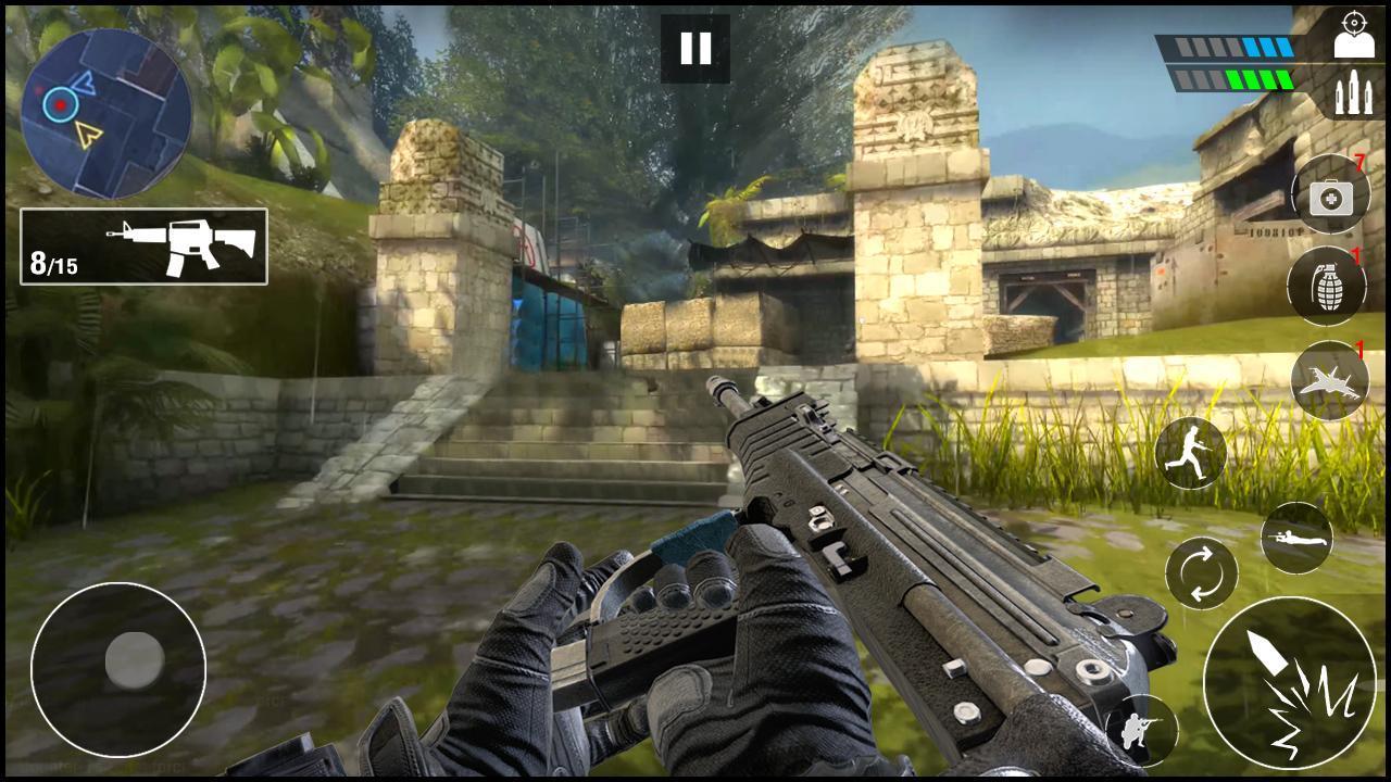 Counter Critical Strike CS: Survival Battlegrounds 1.0.4 Screenshot 3