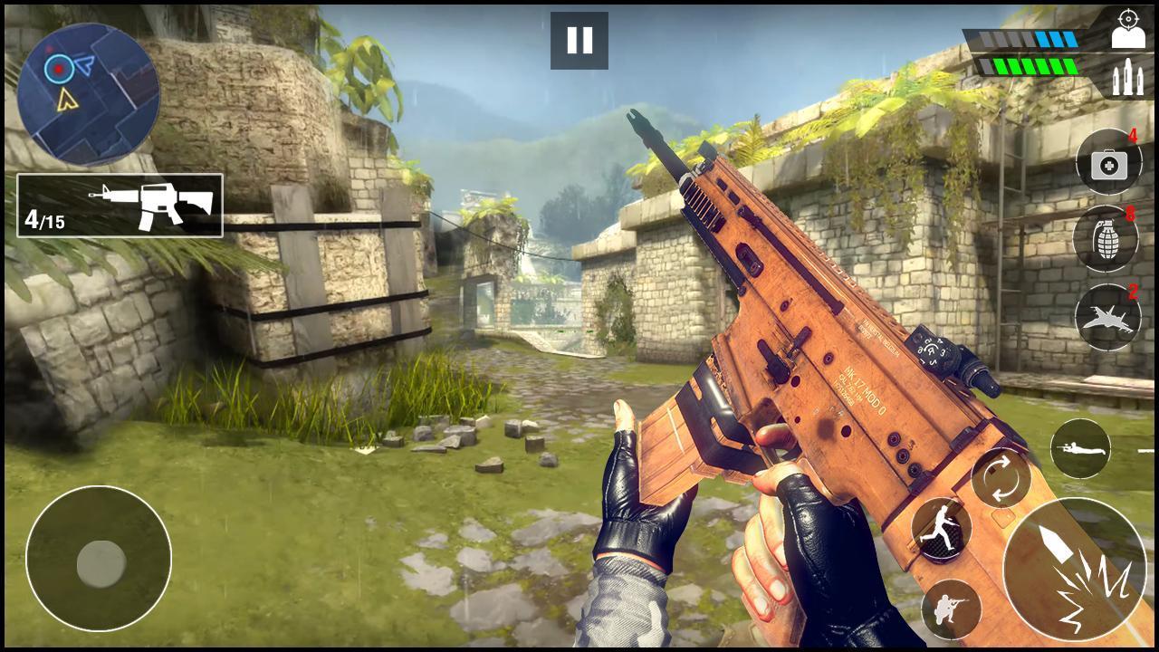 Counter Critical Strike CS: Survival Battlegrounds 1.0.4 Screenshot 4