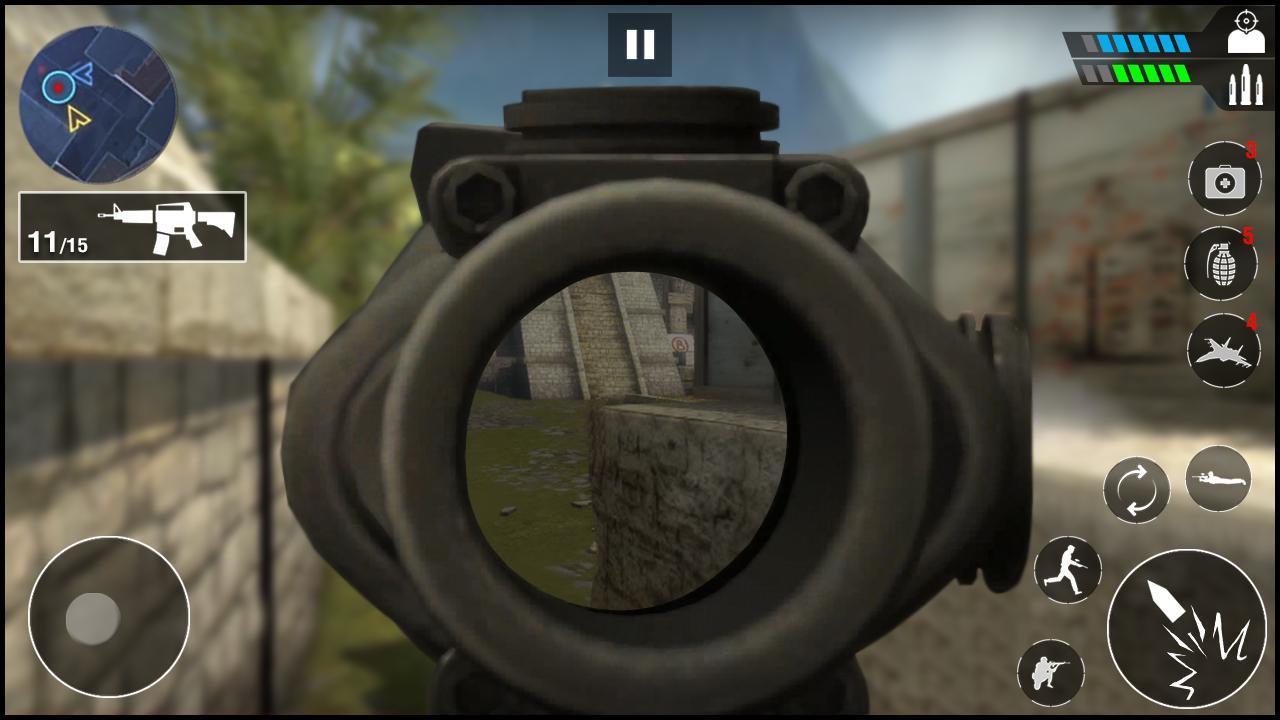 Counter Critical Strike CS: Survival Battlegrounds 1.0.4 Screenshot 5