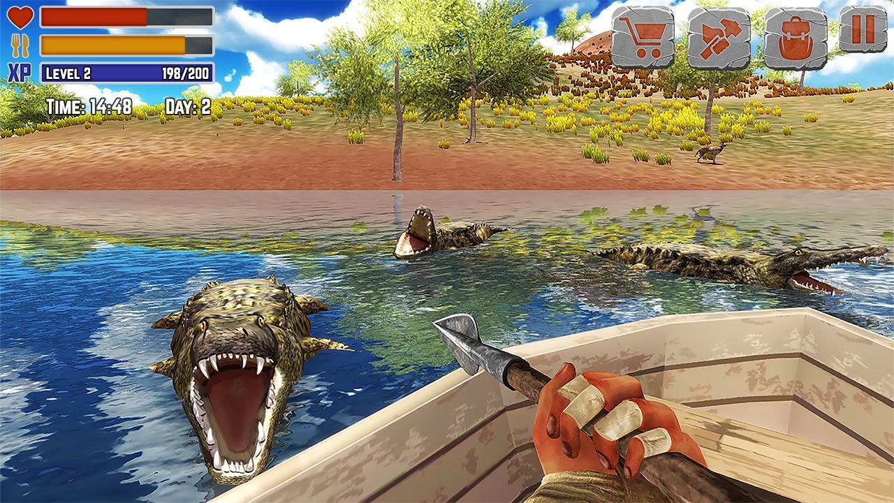 Island Is Home Survival Simulator Game 2.1 Screenshot 12