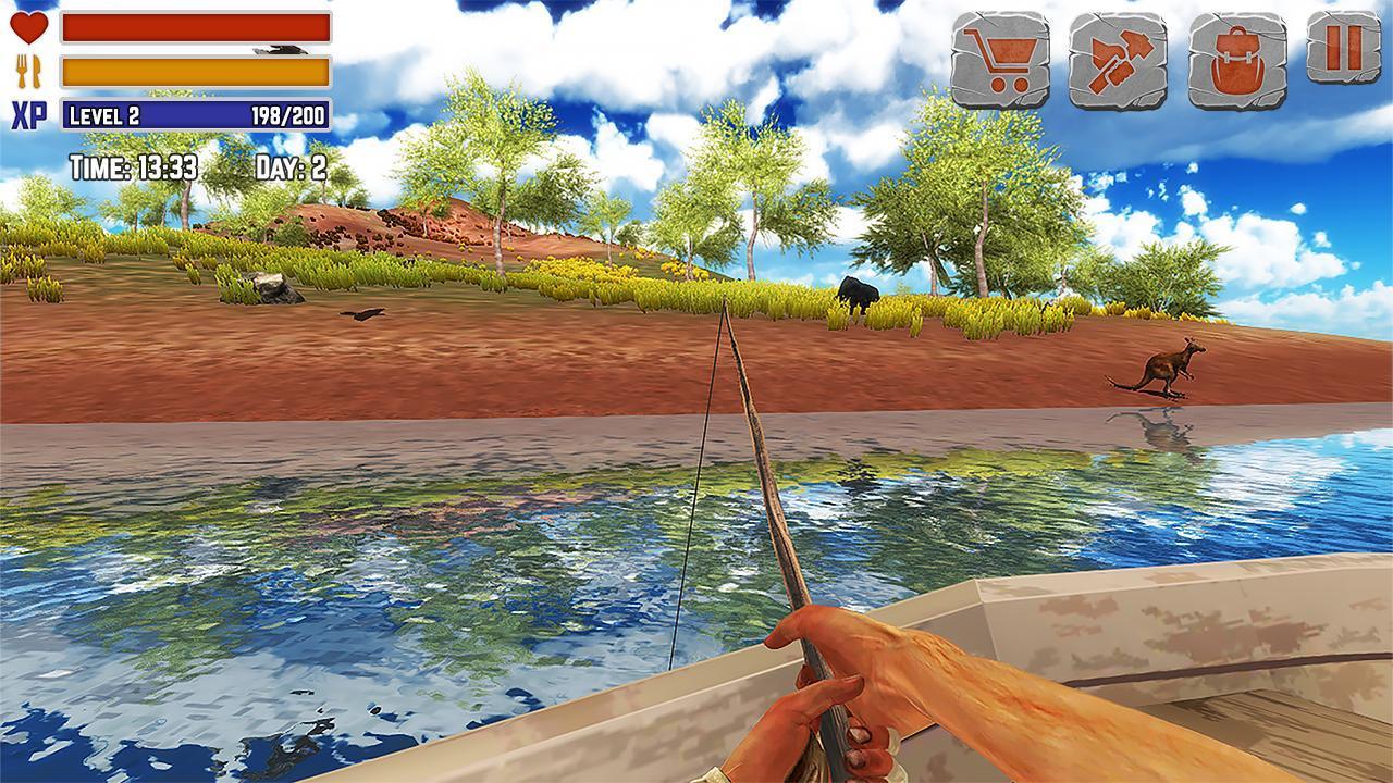 Island Is Home Survival Simulator Game 2.1 Screenshot 14