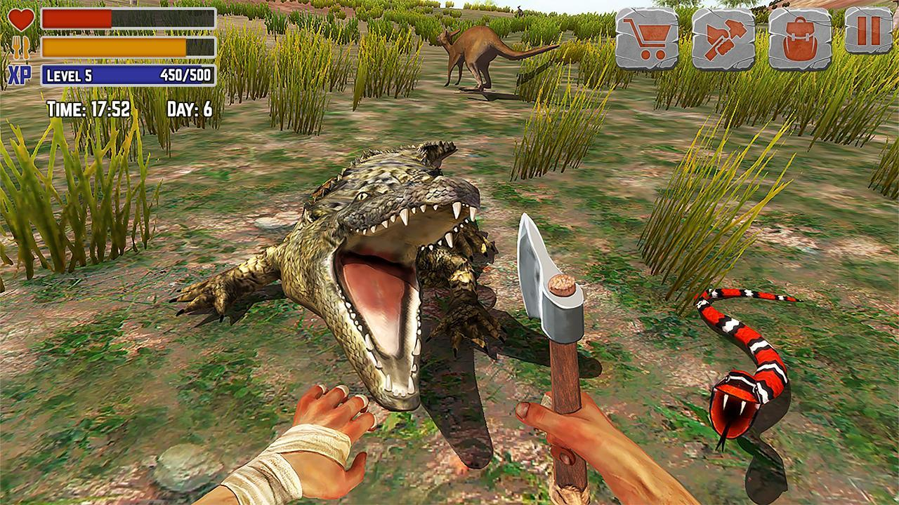 Island Is Home Survival Simulator Game 2.1 Screenshot 3