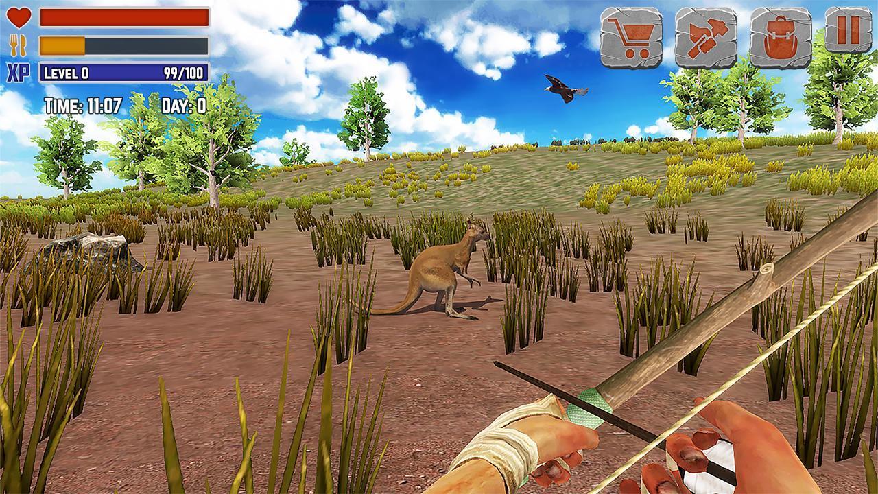 Island Is Home Survival Simulator Game 2.1 Screenshot 4