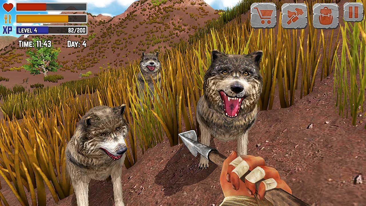 Island Is Home Survival Simulator Game 2.1 Screenshot 5