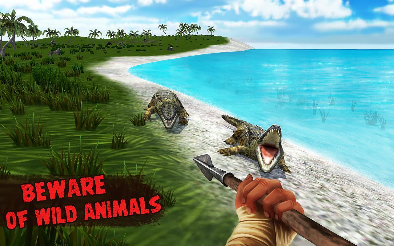 Island Is Home 2 Survival Simulator Game 1.2 Screenshot 14