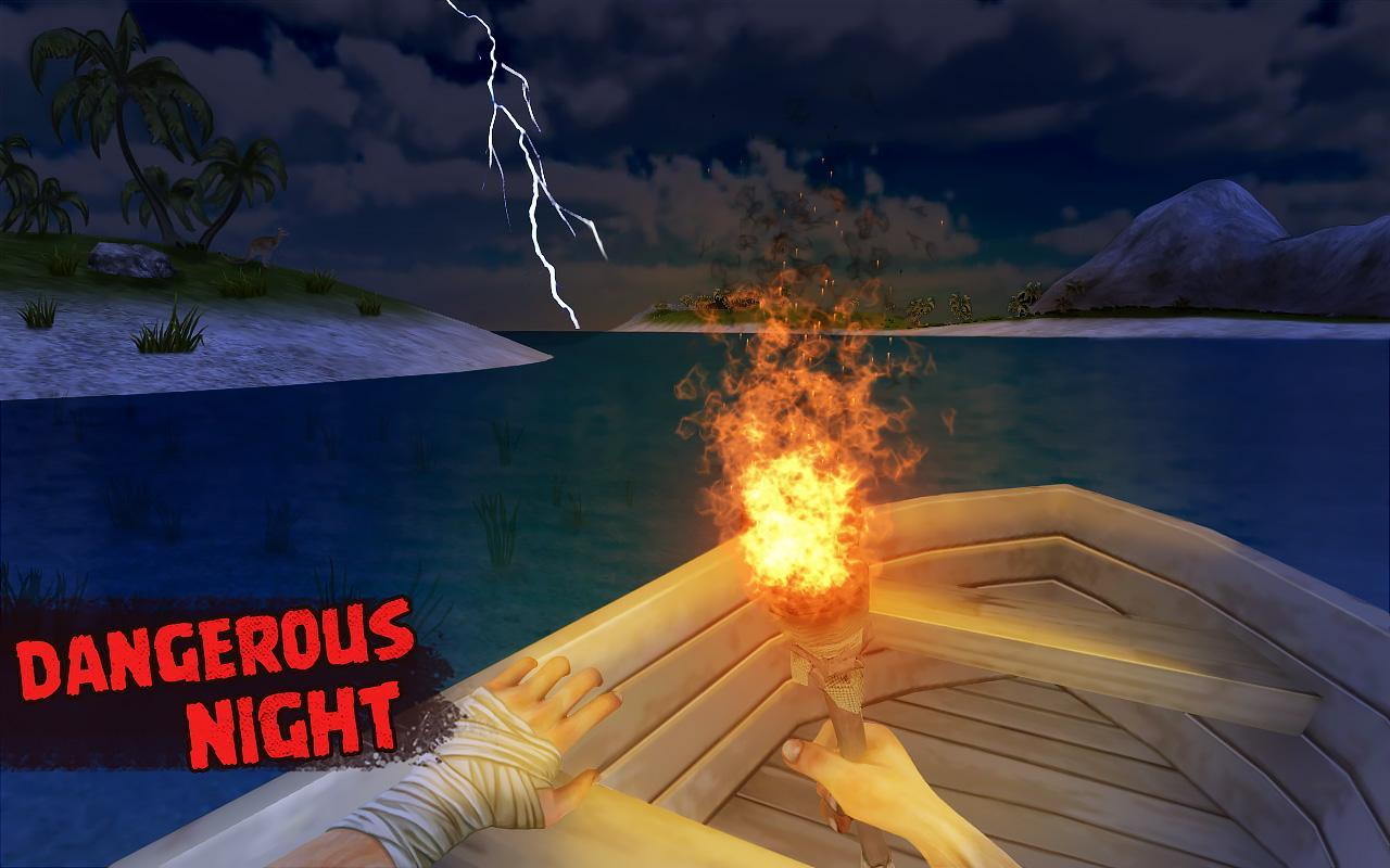 Island Is Home 2 Survival Simulator Game 1.2 Screenshot 3