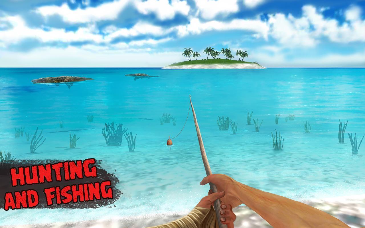 Island Is Home 2 Survival Simulator Game 1.2 Screenshot 4