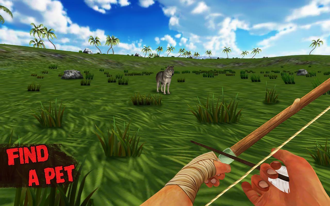 Island Is Home 2 Survival Simulator Game 1.2 Screenshot 8