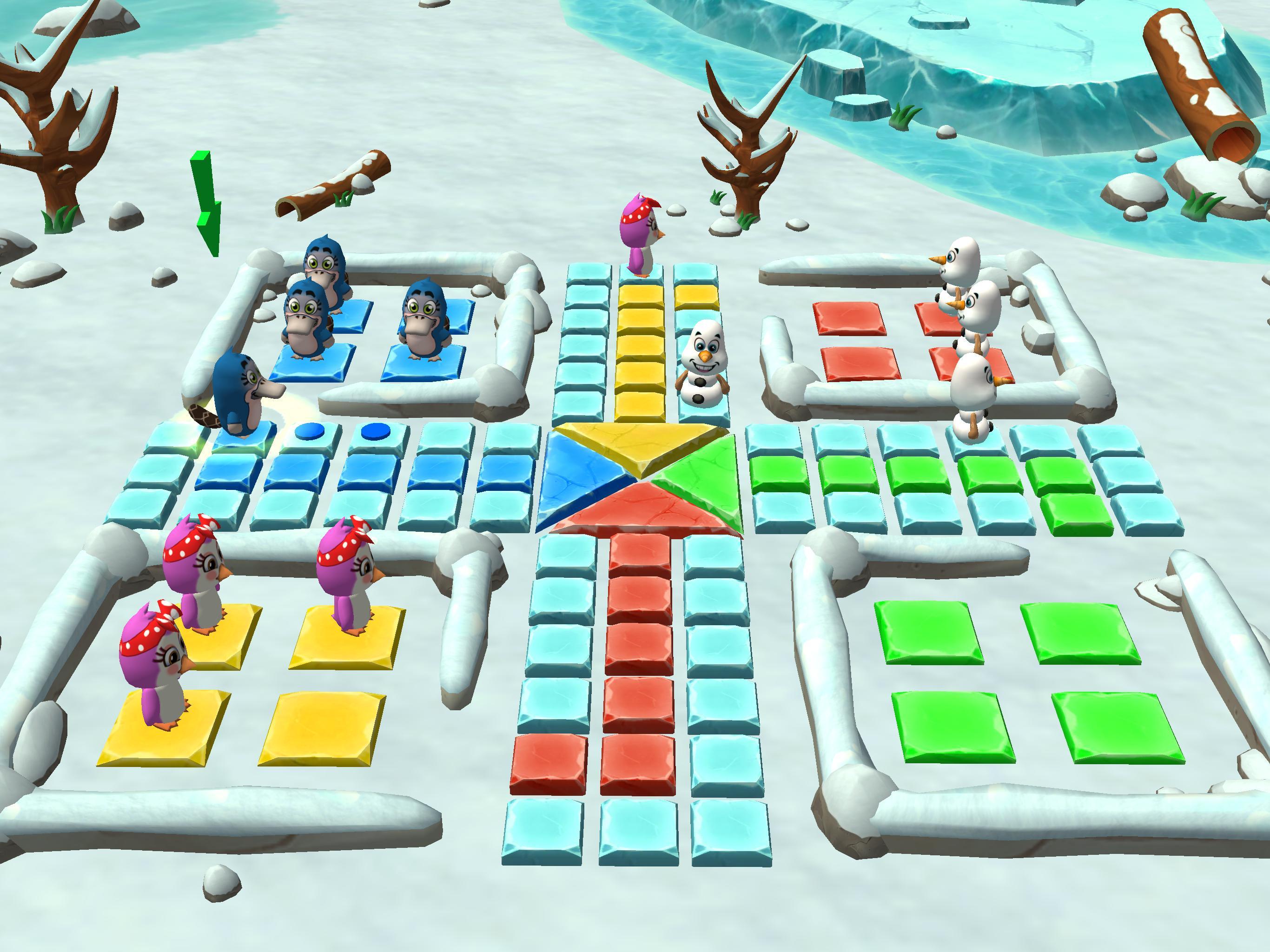Ludo 3D Multiplayer 2.5 Screenshot 10