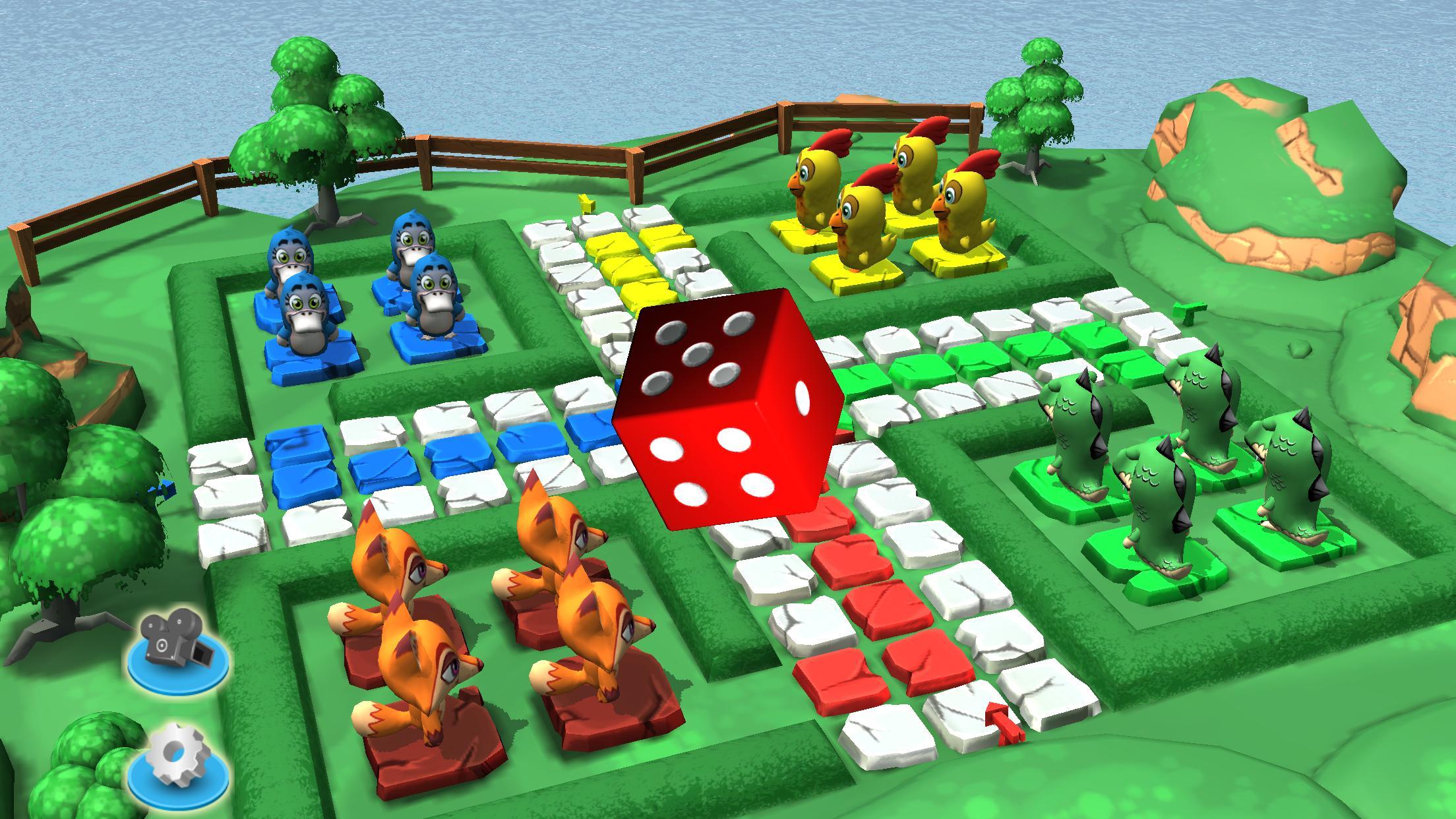 Ludo 3D Multiplayer 2.5 Screenshot 14