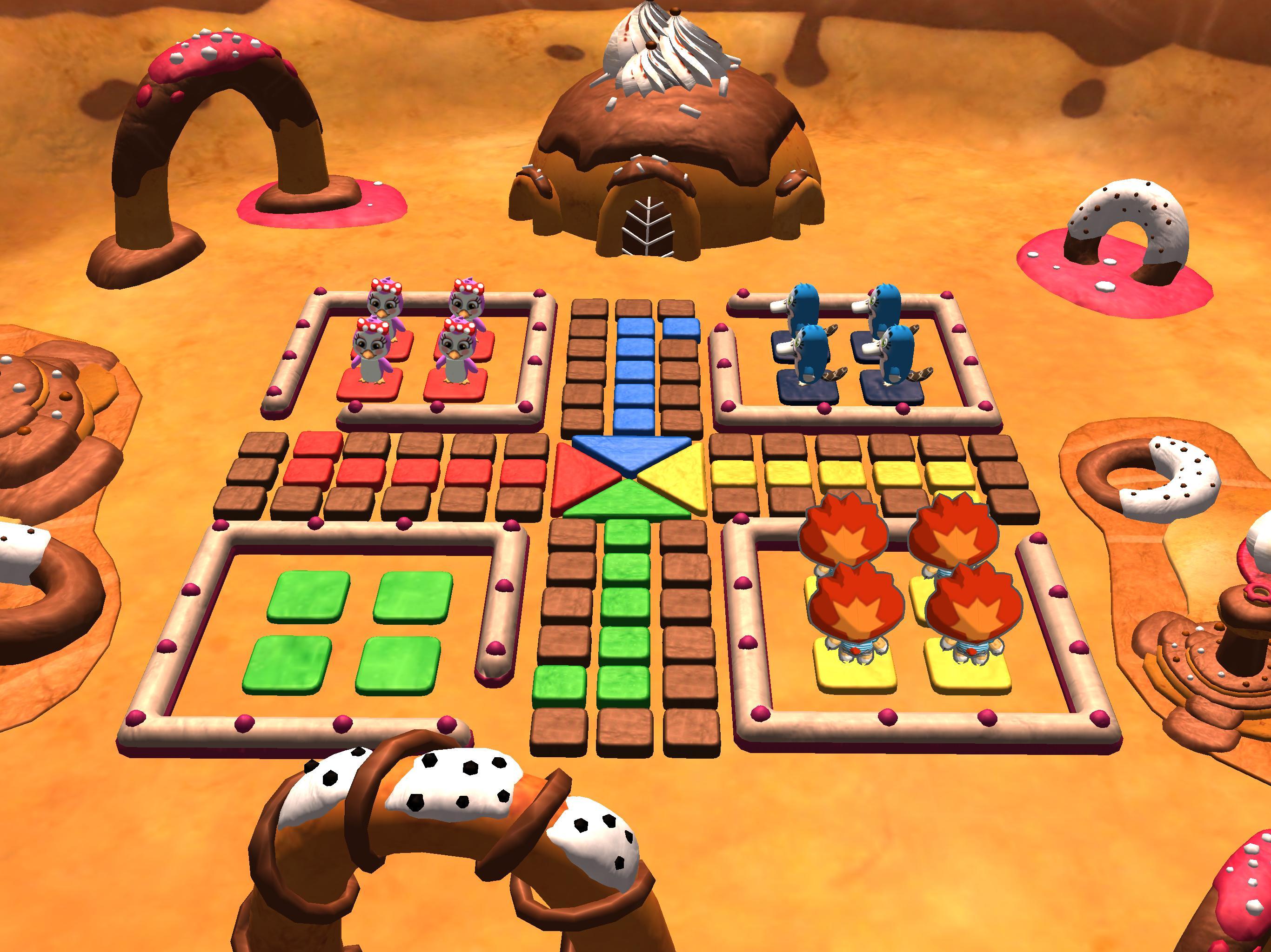 Ludo 3D Multiplayer 2.5 Screenshot 16