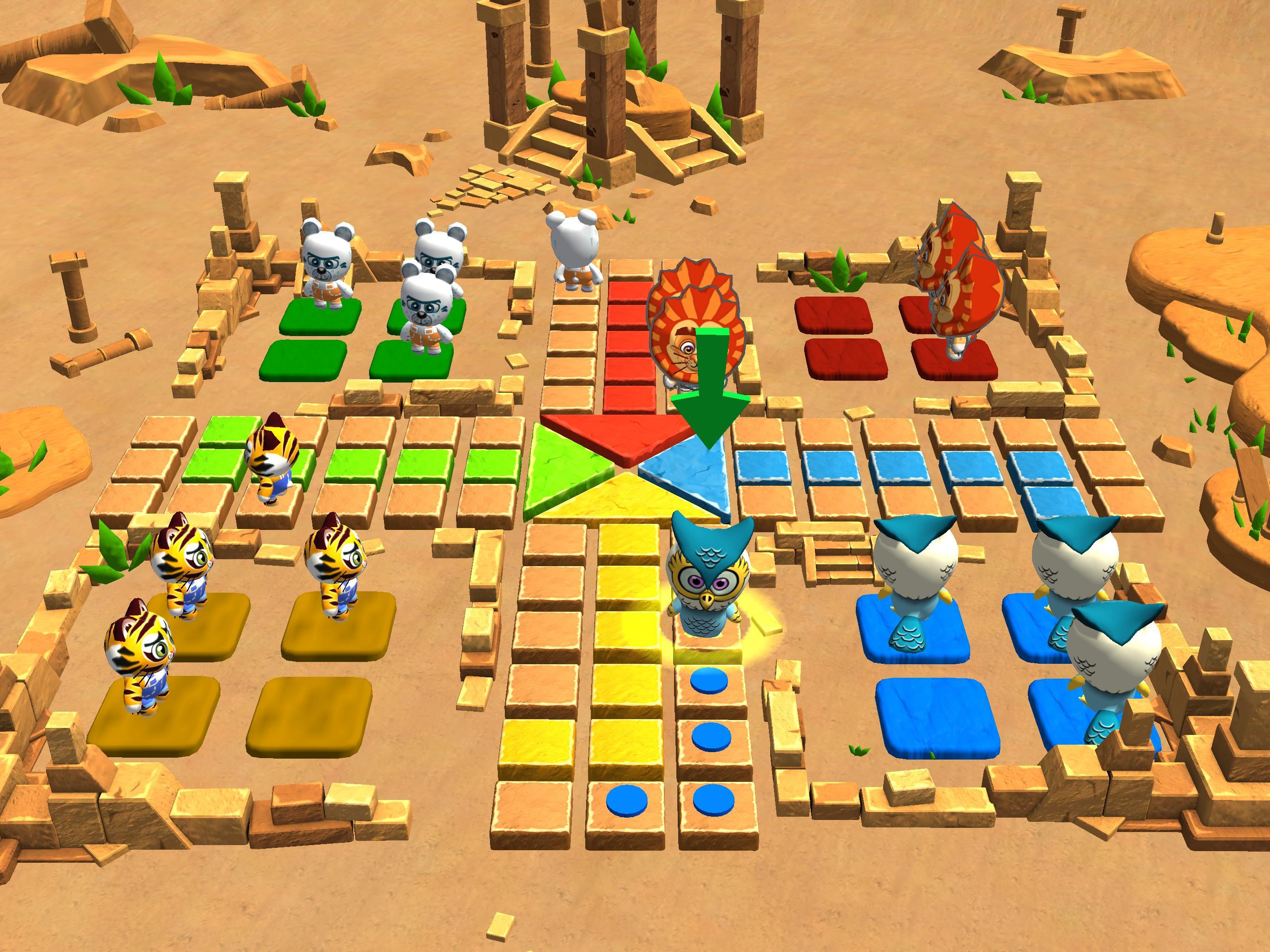 Ludo 3D Multiplayer 2.5 Screenshot 18