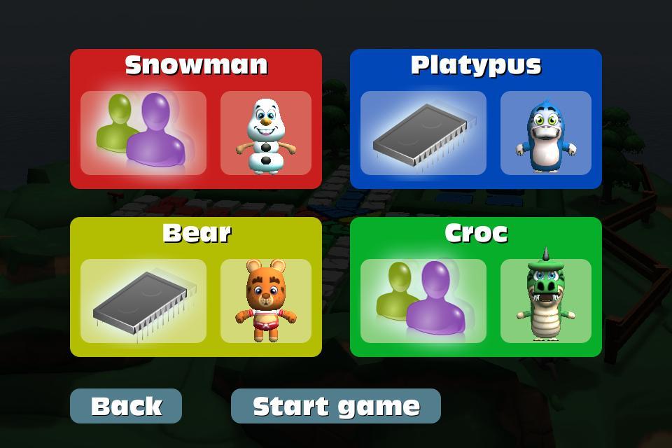 Ludo 3D Multiplayer 2.5 Screenshot 5