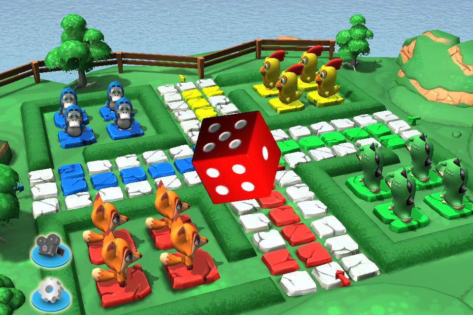 Ludo 3D Multiplayer 2.5 Screenshot 7