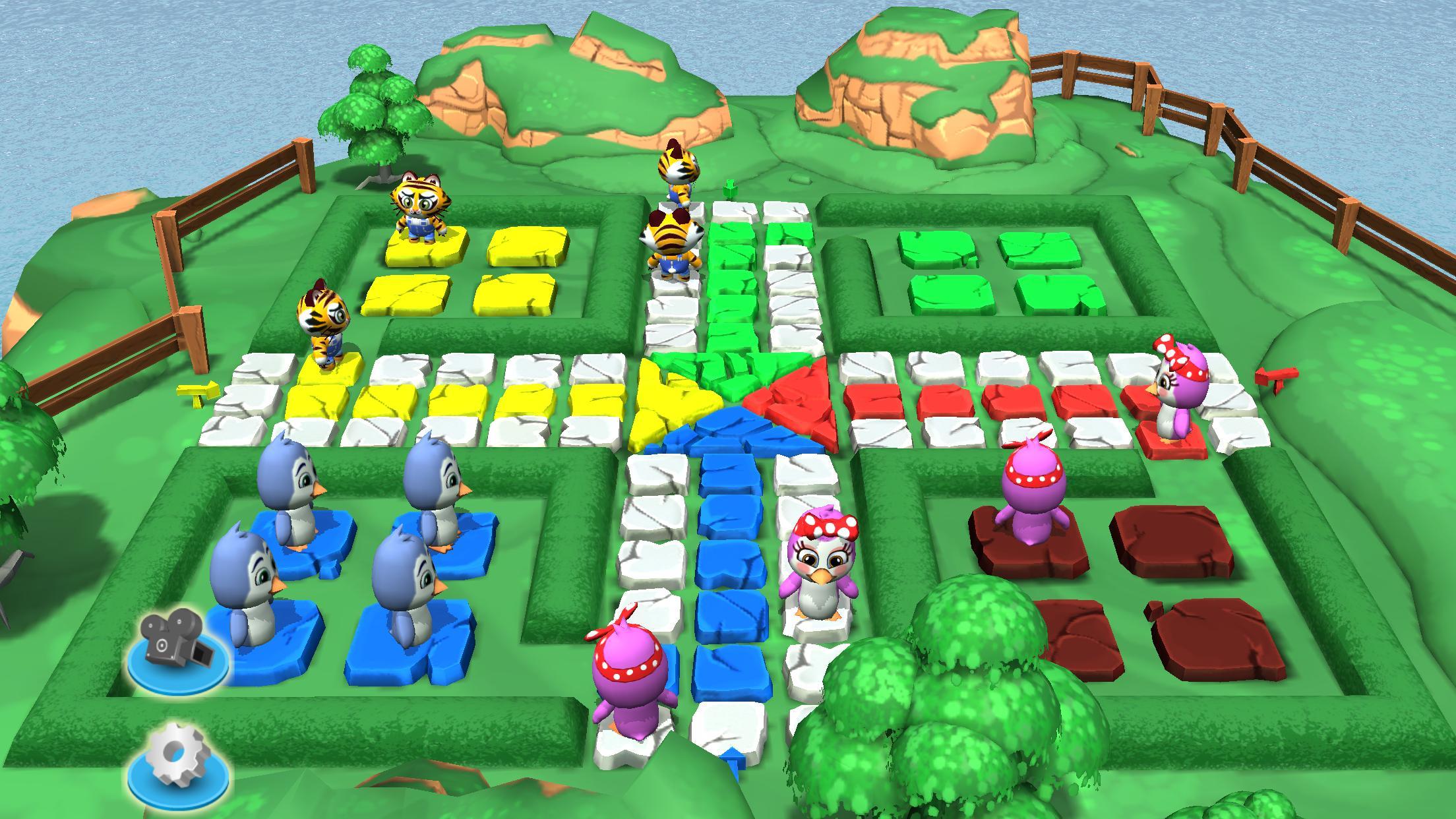Ludo 3D Multiplayer 2.5 Screenshot 8
