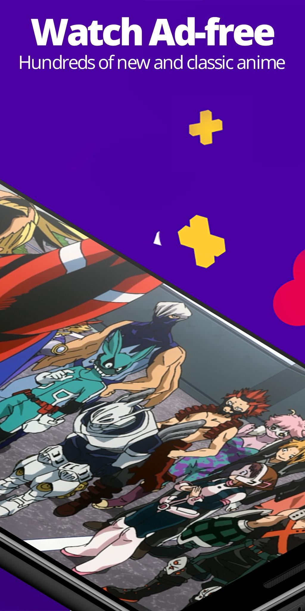 FunimationNow 2.5 Screenshot 2