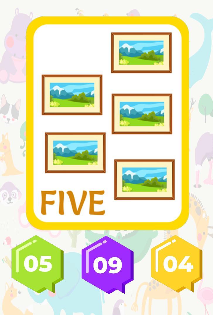 3 and 6 Age Educational Preschool Games 9 Screenshot 11