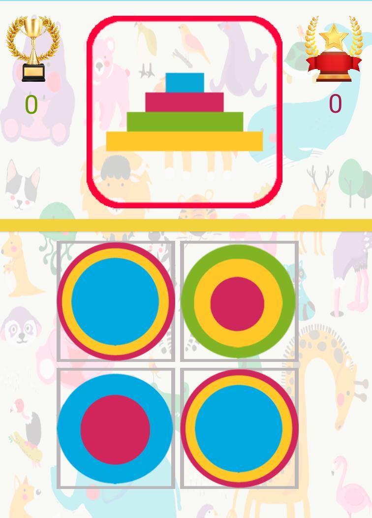 3 and 6 Age Educational Preschool Games 9 Screenshot 14