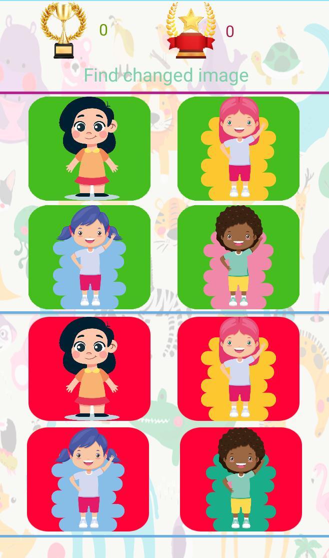 3 and 6 Age Educational Preschool Games 9 Screenshot 15