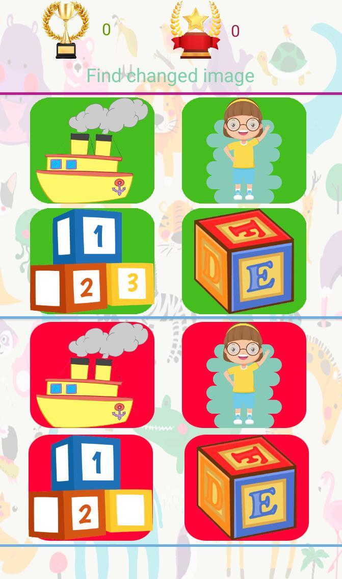 3 and 6 Age Educational Preschool Games 9 Screenshot 17