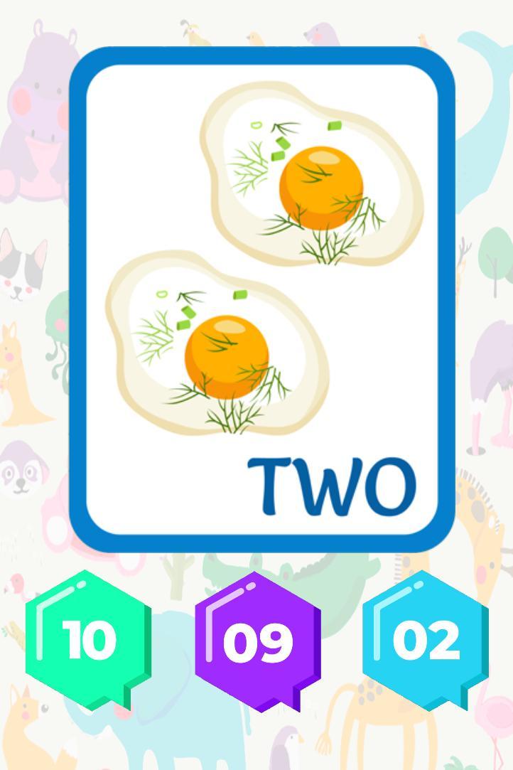 3 and 6 Age Educational Preschool Games 9 Screenshot 20