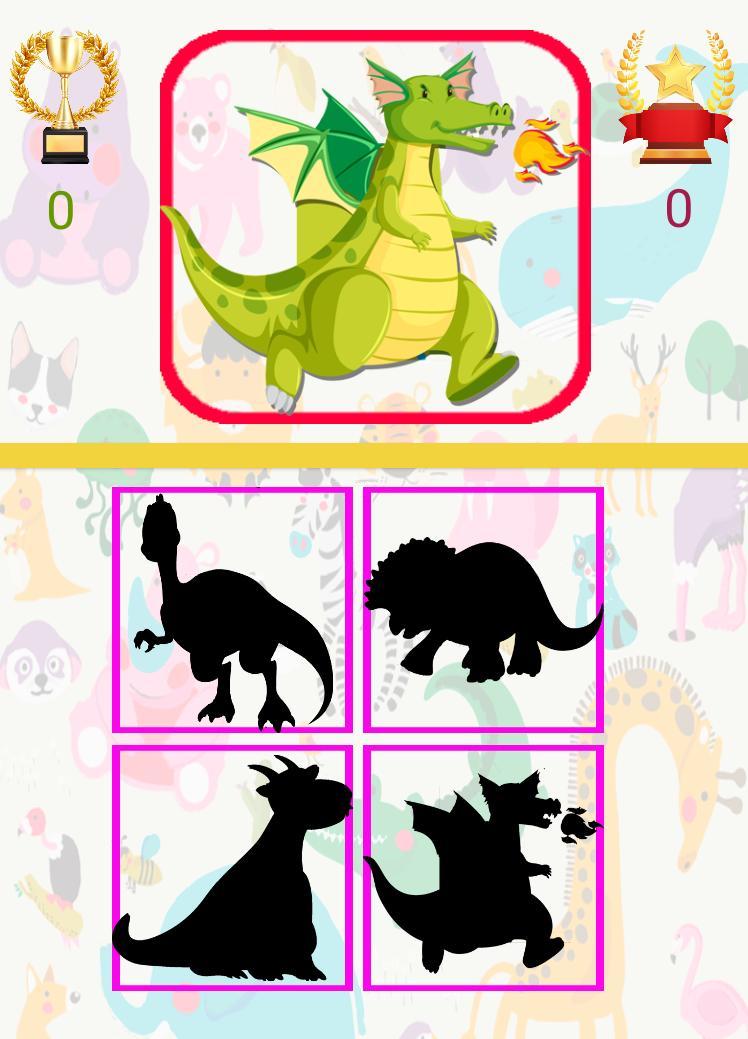 3 and 6 Age Educational Preschool Games 9 Screenshot 21
