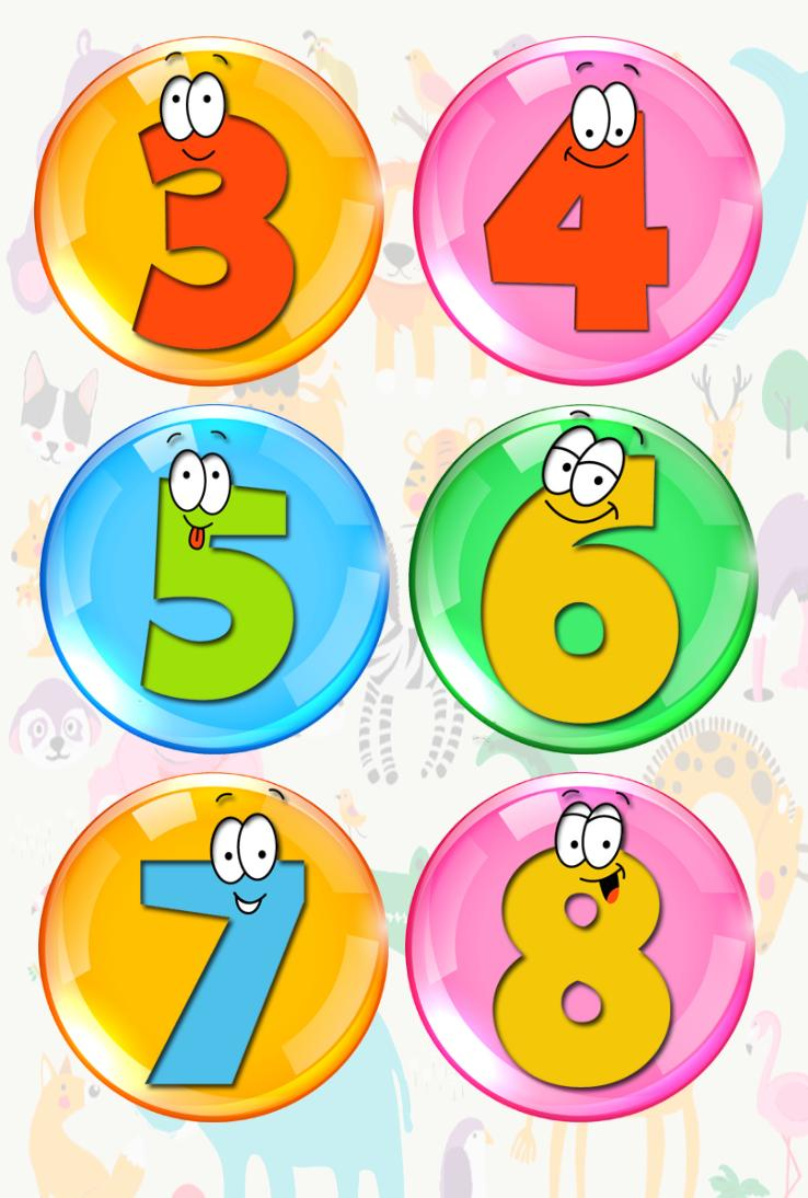 3 and 6 Age Educational Preschool Games 9 Screenshot 22