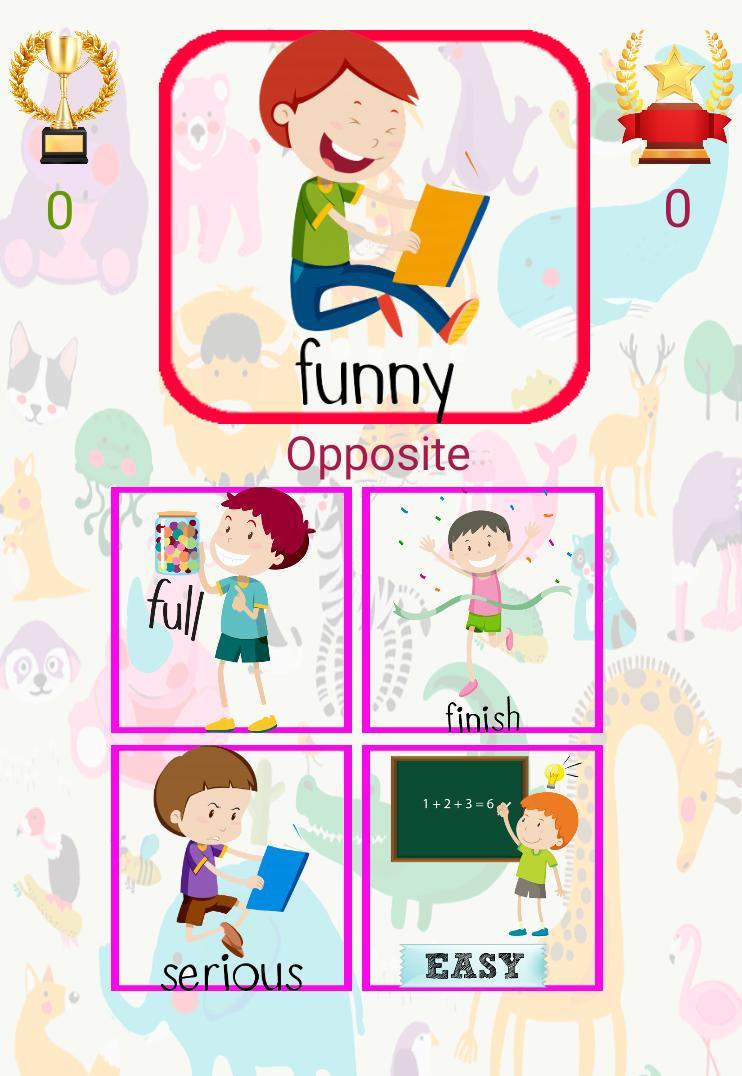 3 and 6 Age Educational Preschool Games 9 Screenshot 24