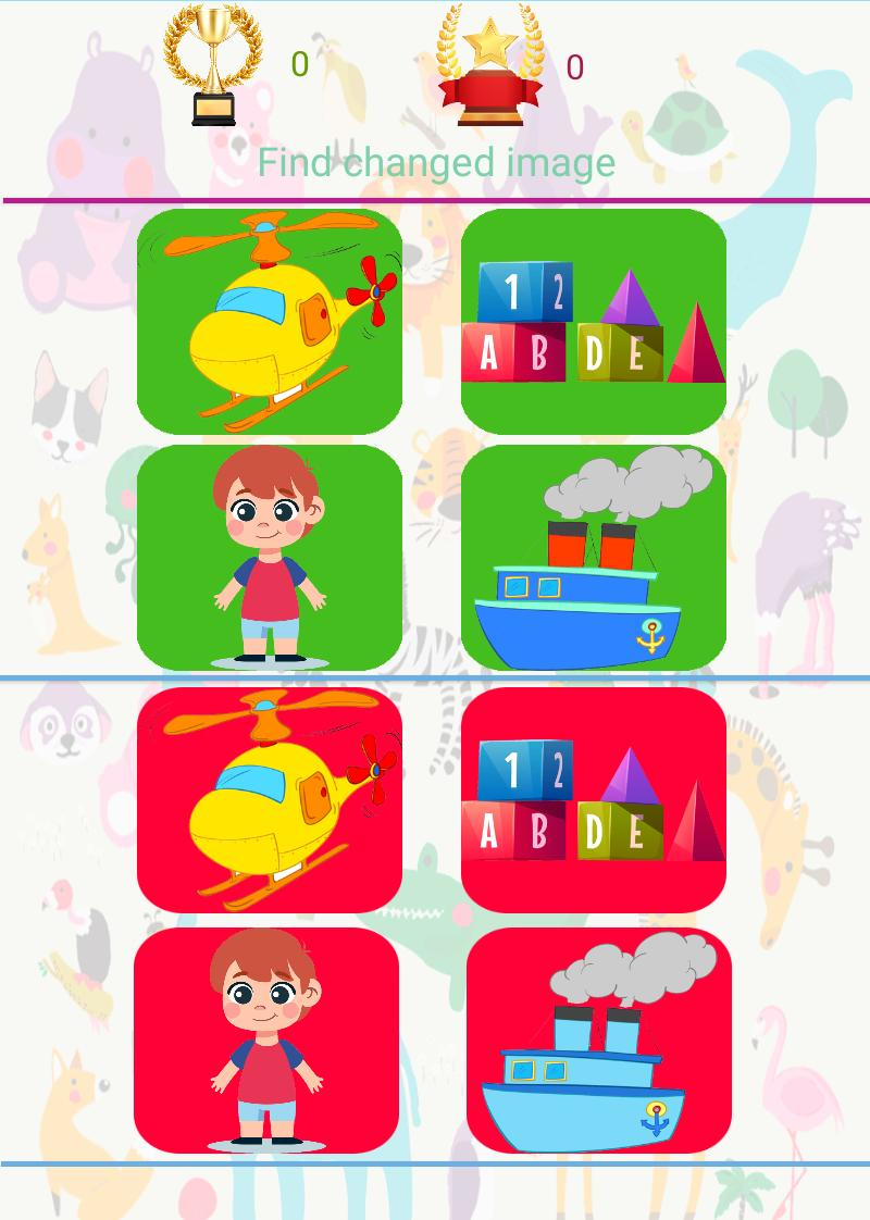 3 and 6 Age Educational Preschool Games 9 Screenshot 3