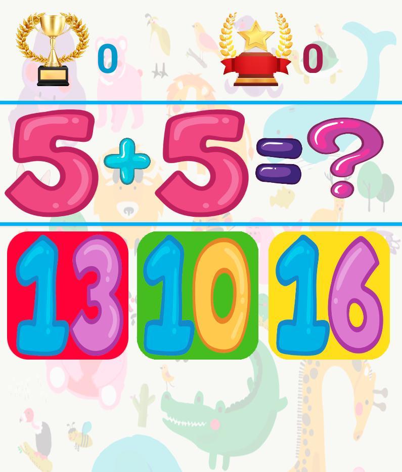 3 and 6 Age Educational Preschool Games 9 Screenshot 6