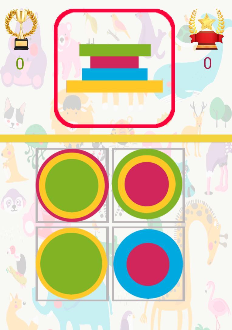 3 and 6 Age Educational Preschool Games 9 Screenshot 7