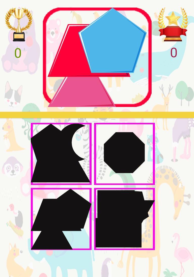3 and 6 Age Educational Preschool Games 9 Screenshot 8
