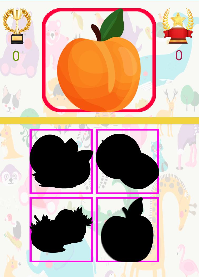 3 and 6 Age Educational Preschool Games 9 Screenshot 9