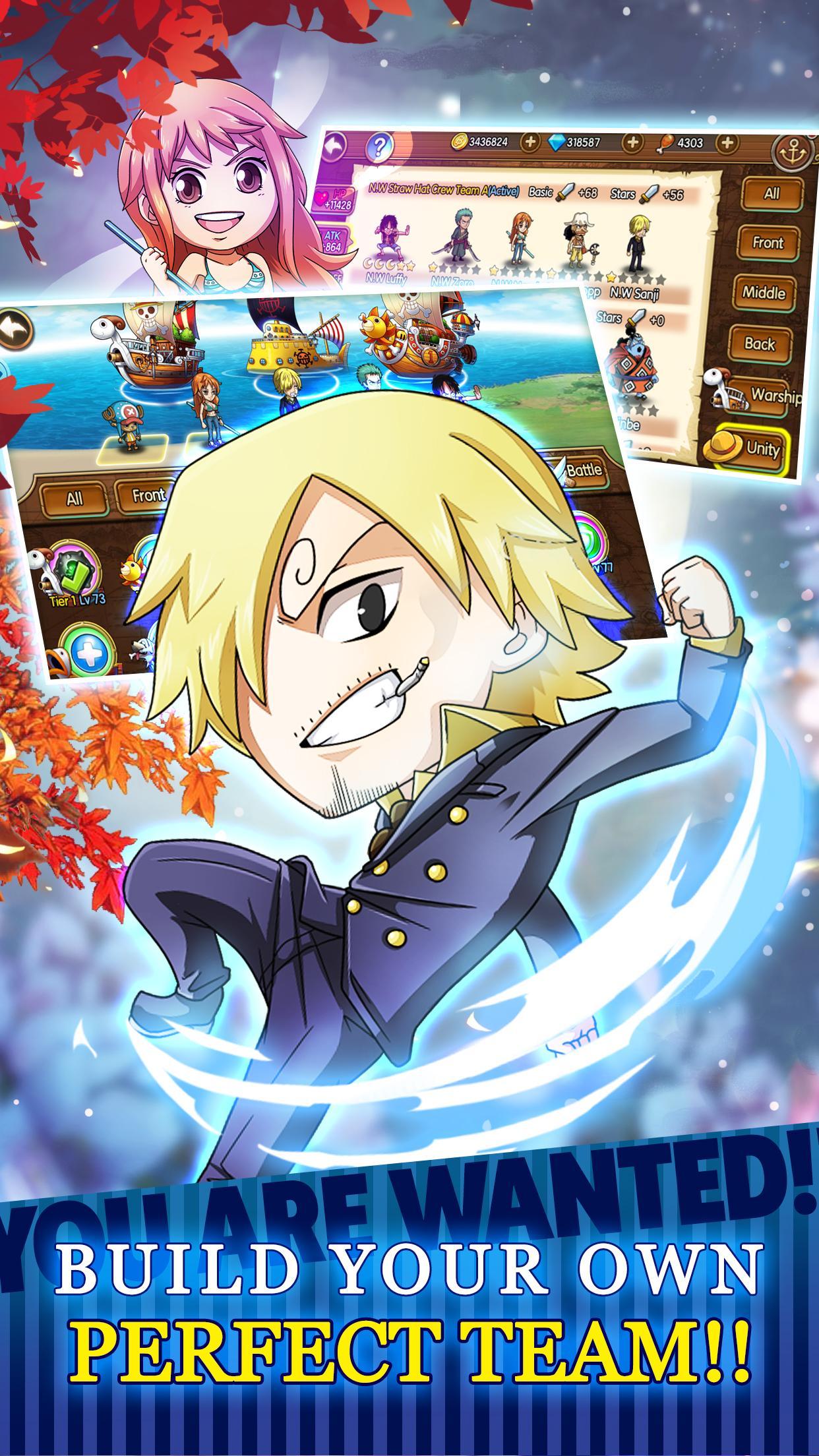 Sunny Pirates Strawhat Luffy Adventure 1.0.0 Screenshot 5