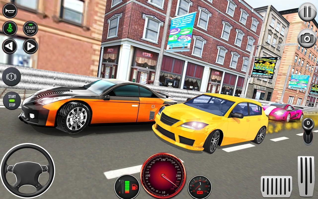 Highway Car Racing 2020: Traffic Fast Racer 3d 2.13 Screenshot 1