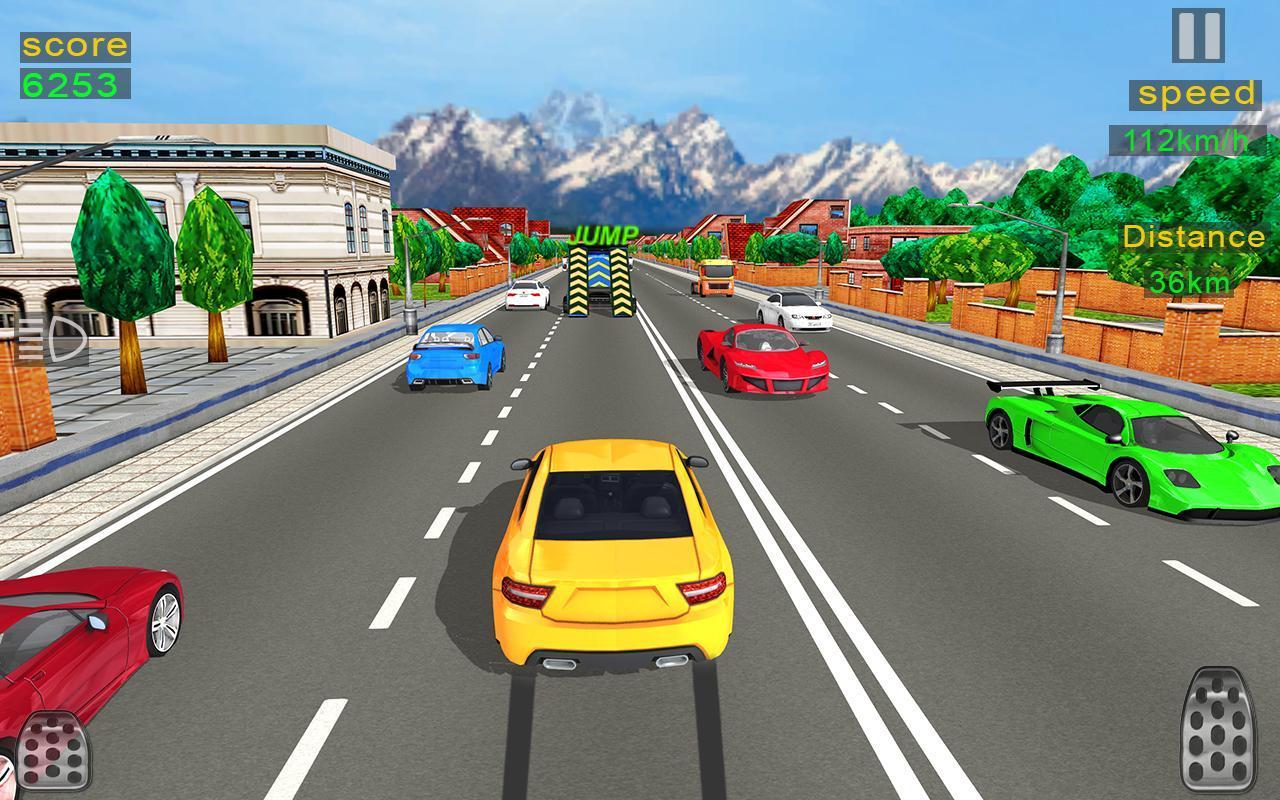 Highway Car Racing 2020: Traffic Fast Racer 3d 2.13 Screenshot 5