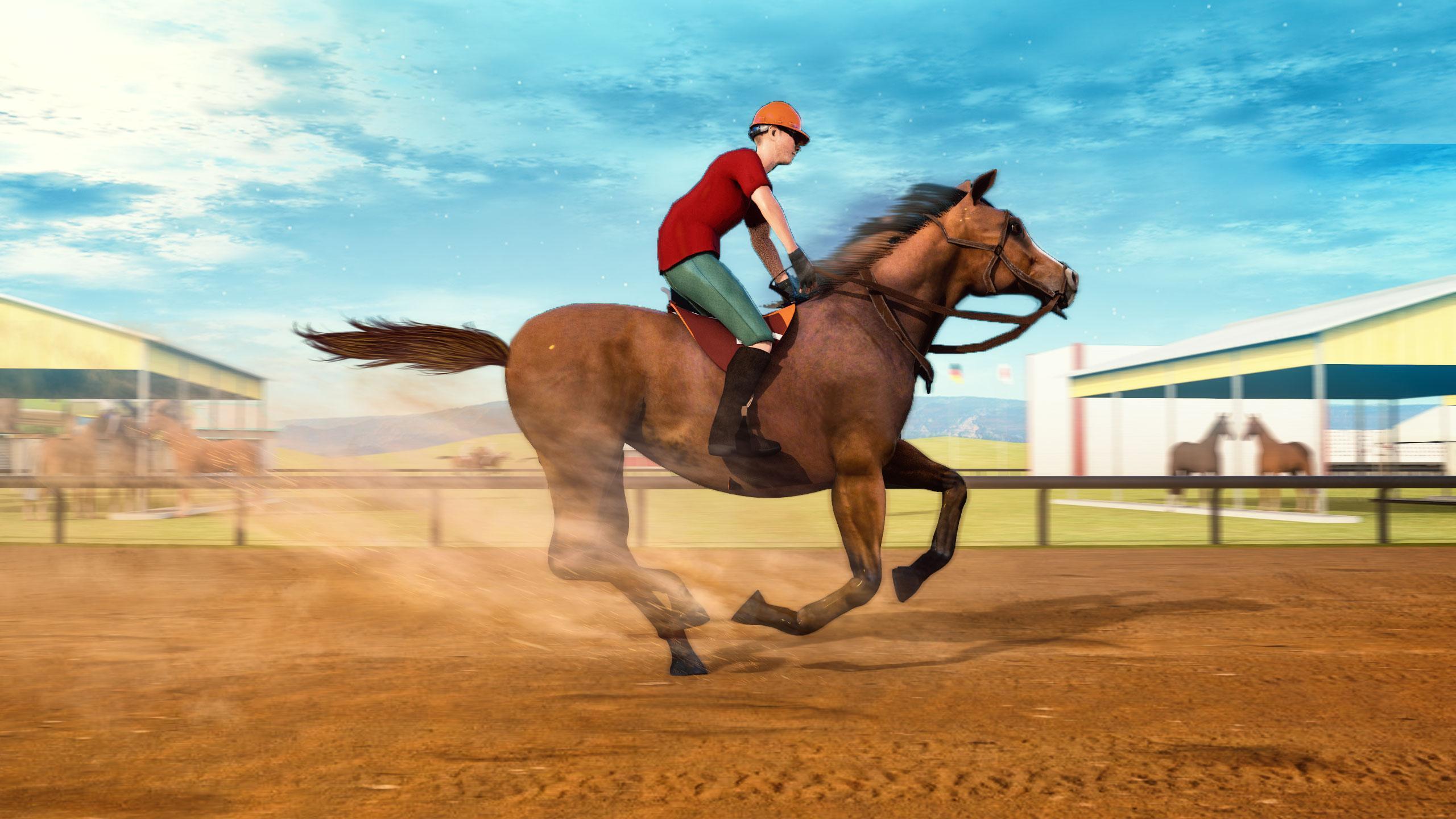 Horse Racing Games 2020: Derby Riding Race 3d 4.1 Screenshot 11