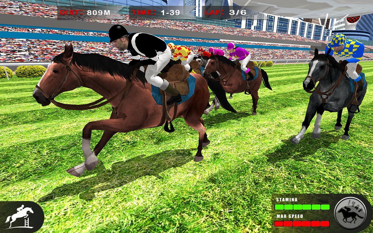 Horse Racing Games 2020: Derby Riding Race 3d 4.1 Screenshot 14