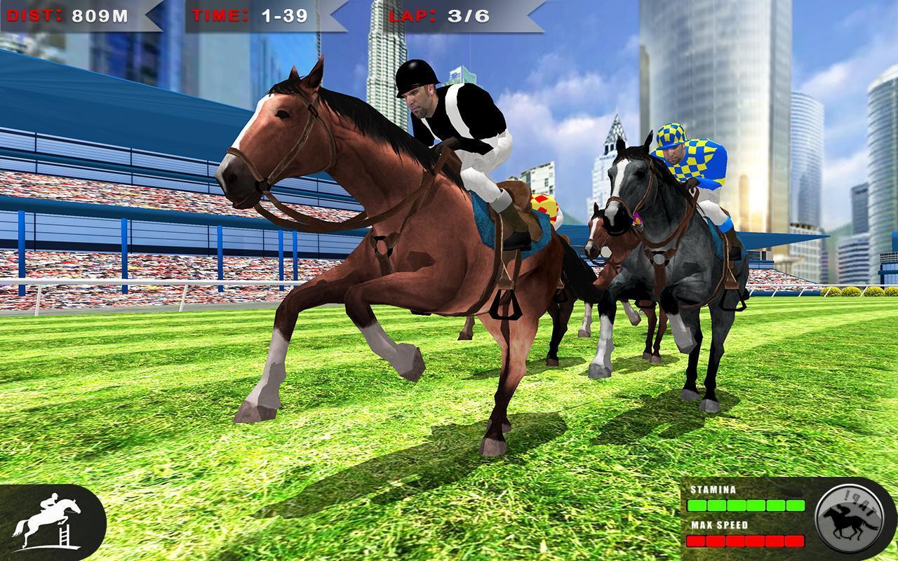 Horse Racing Games 2020: Derby Riding Race 3d 4.1 Screenshot 5