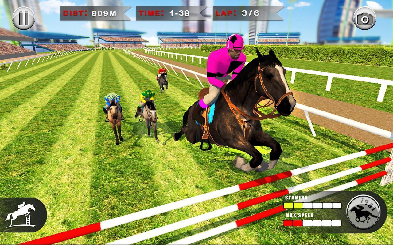 Horse Racing Games 2020: Derby Riding Race 3d 4.1 Screenshot 7