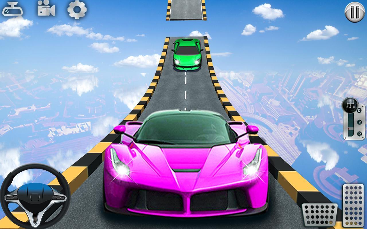 Impossible Tracks Car Stunts Racing: Stunts Games 1.48 Screenshot 1