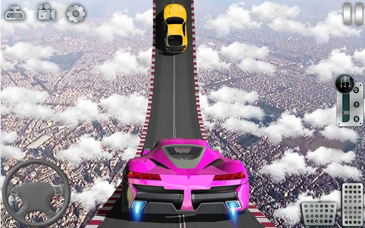 Impossible Tracks Car Stunts Racing: Stunts Games 1.48 Screenshot 2