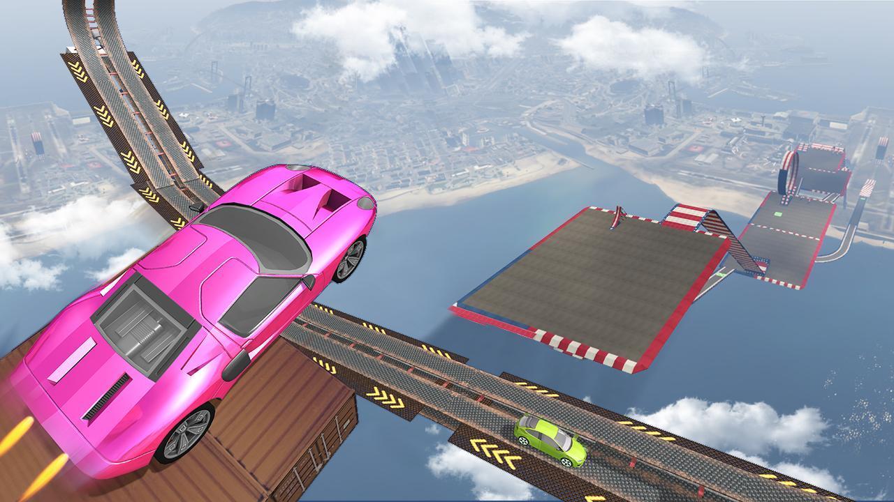 Impossible Tracks Car Stunts Racing: Stunts Games 1.48 Screenshot 3