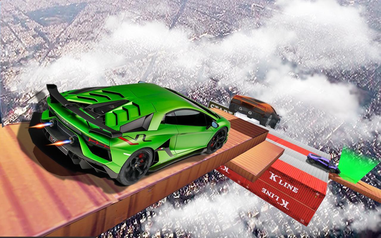 Impossible Tracks Car Stunts Racing: Stunts Games 1.48 Screenshot 8