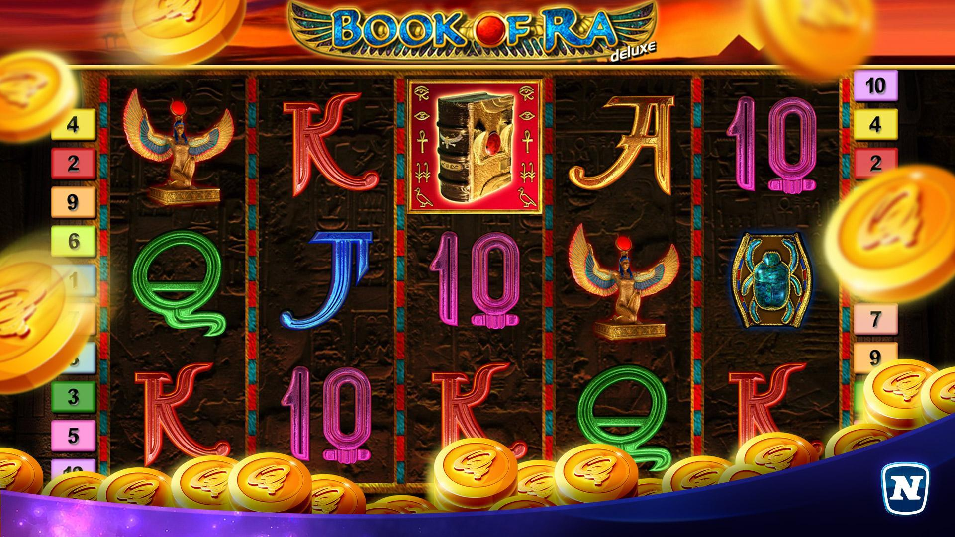 Book of Ra™ Deluxe Slot 5.24.0 Screenshot 3