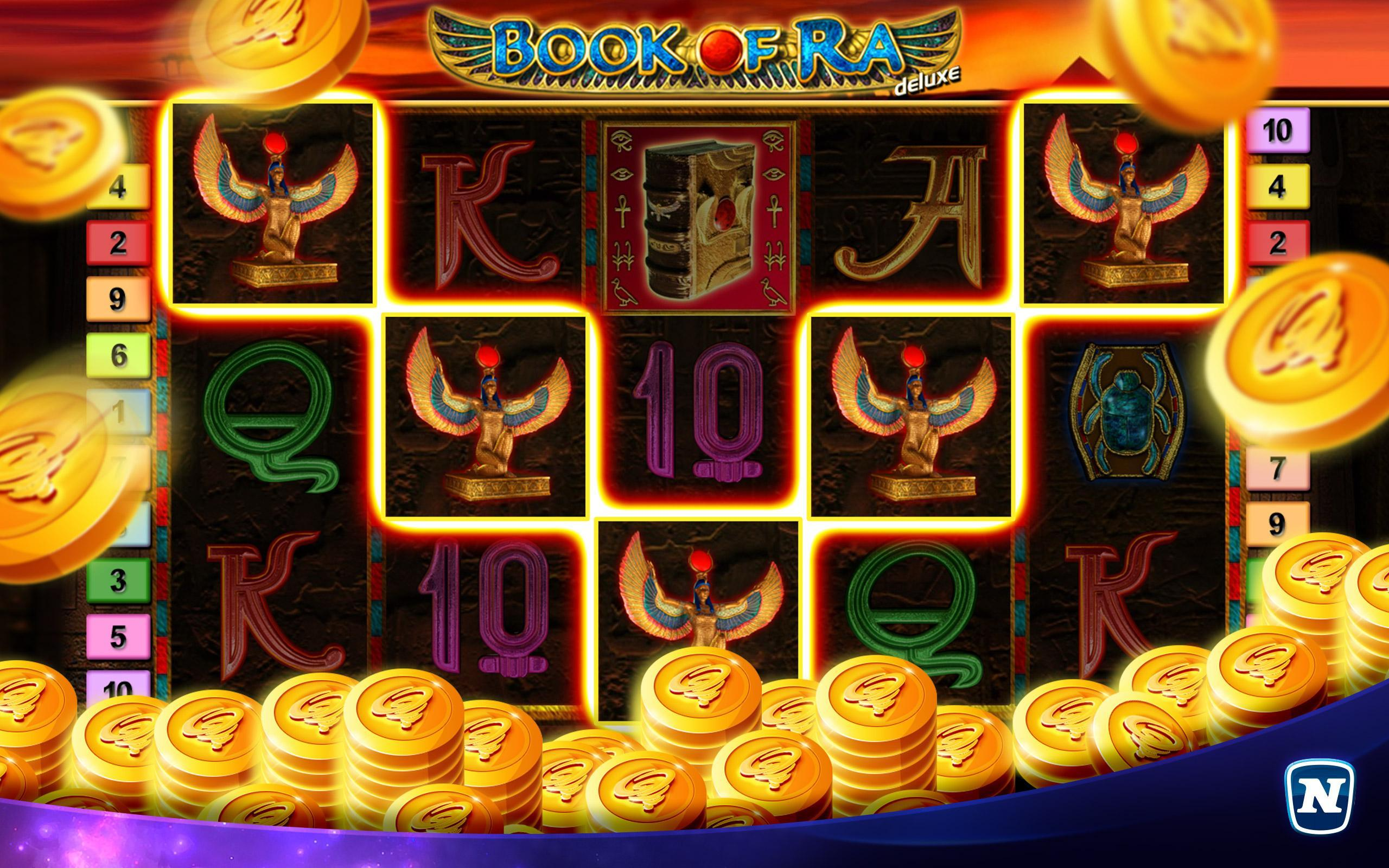 Book of Ra™ Deluxe Slot 5.24.0 Screenshot 4