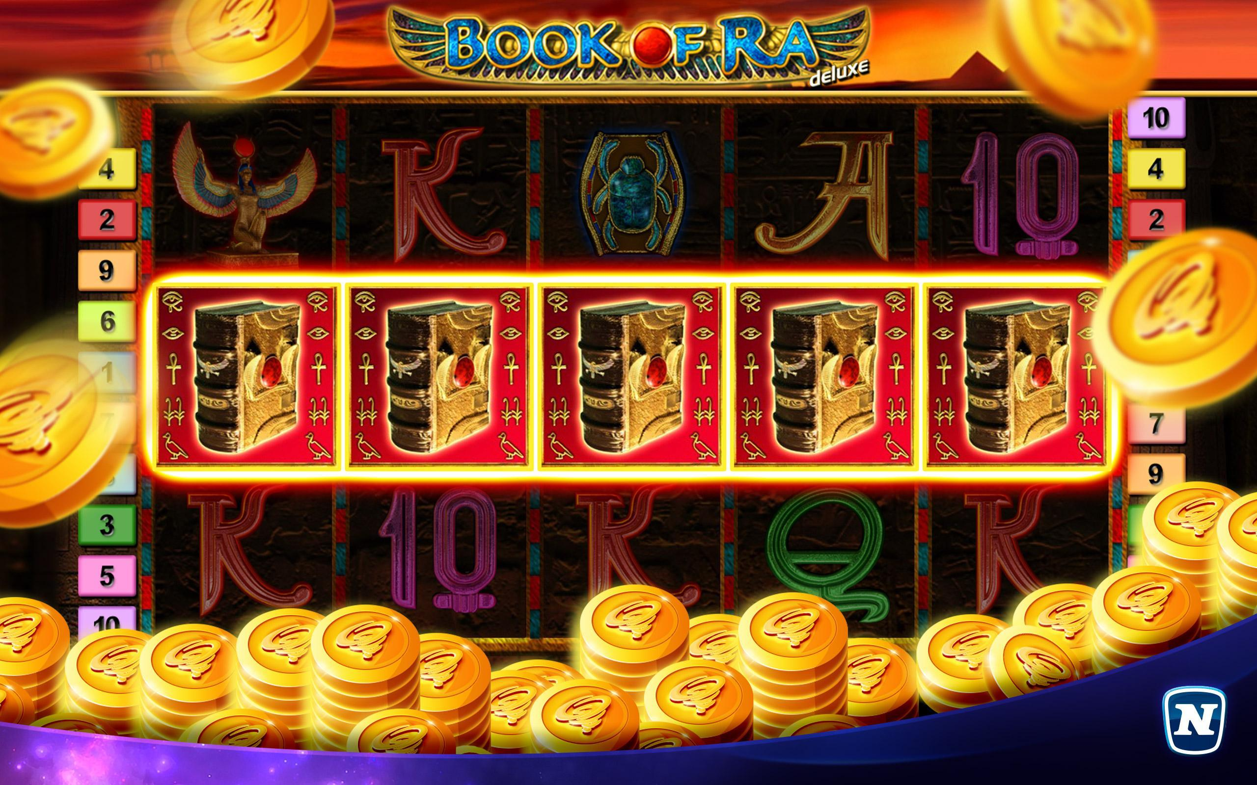 Book of Ra™ Deluxe Slot 5.24.0 Screenshot 5