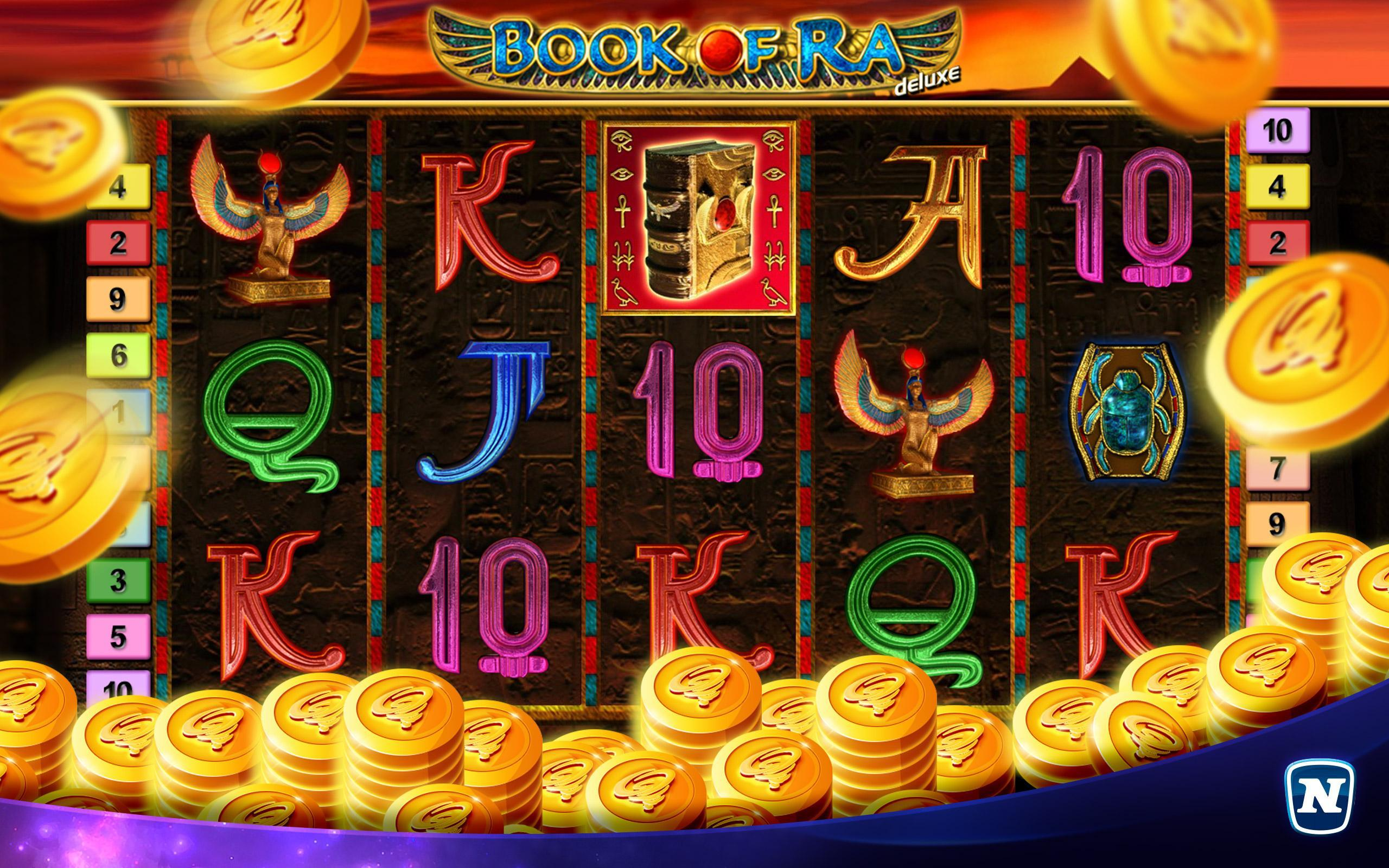 Book of Ra™ Deluxe Slot 5.24.0 Screenshot 6