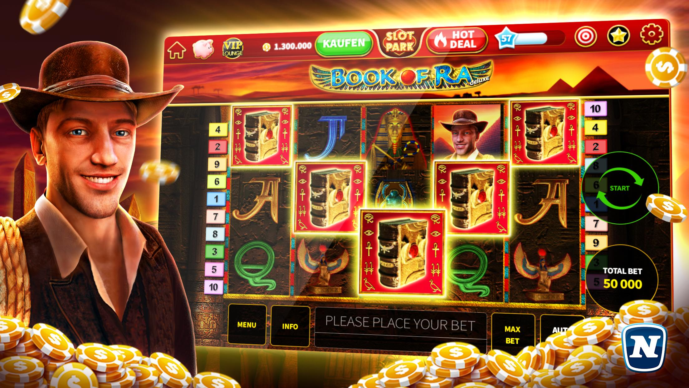 Slotpark Online Casino Games & Free Slot Machine 3.21.1 Screenshot 1