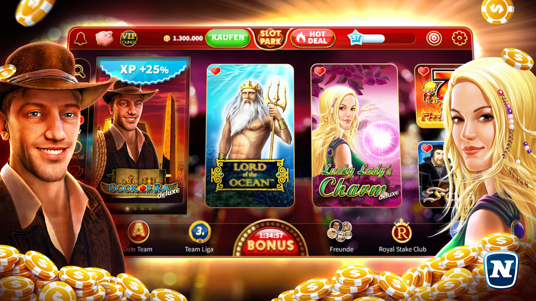 Slotpark Online Casino Games & Free Slot Machine 3.21.1 Screenshot 3